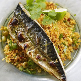 Lime And Coriander Couscous Recipes