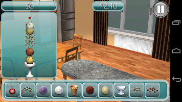 Screenshot of Ice Cream Maker 3D
