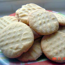 Melt in Your Mouth Meltaways - Butter Meltaway Cookies!