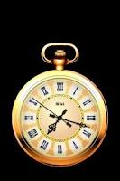 Screenshot of Old Clock Wallpaper