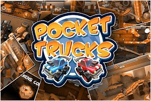 Screenshot of Pocket Trucks