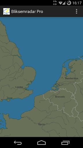 Lightning Radar Pro - screenshot