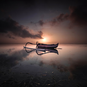 serenity by Firman Hananda Boedihardjo - Landscapes Waterscapes