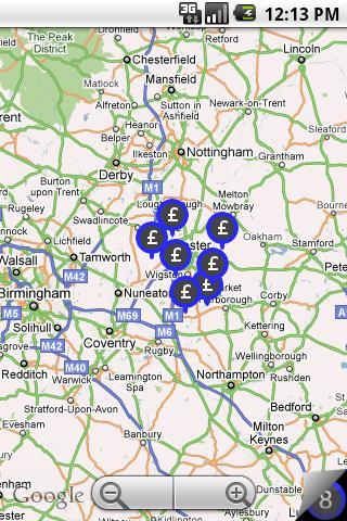 Loc8or - POI Locator UK