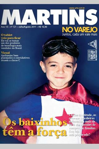 Revista Martins no Varejo 121