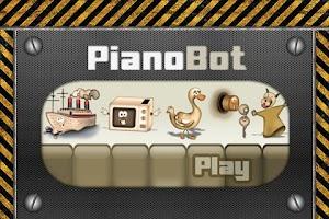 Screenshot of Piano Bot - Music for Kids