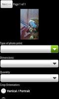 Screenshot of AndroidPrints.com