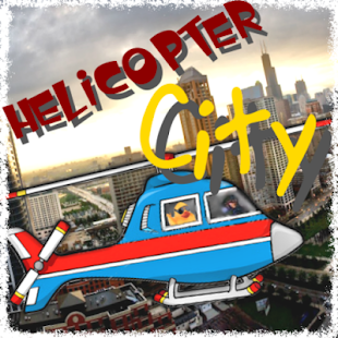 Helicopter City - screenshot