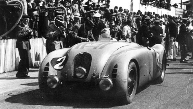 Legends of bugatti