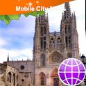 Burgos Street Map icon