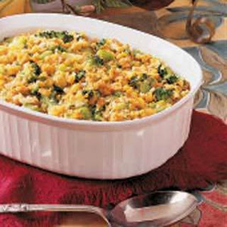 Broccoli Corn Casserole