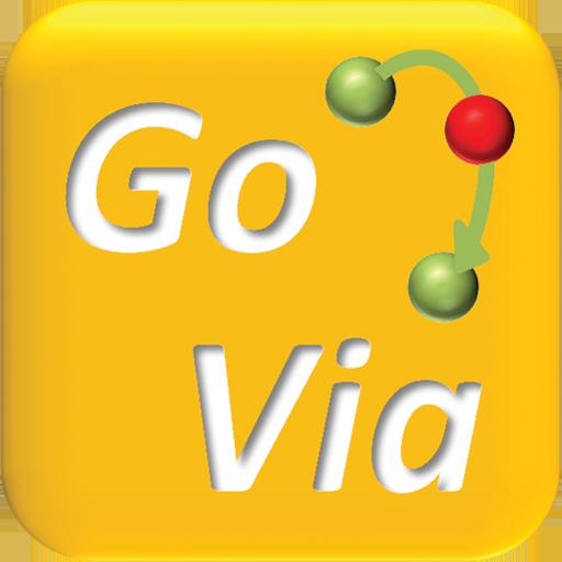 Go Via Trip Route planner LOGO-APP點子