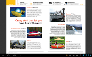 Screenshot of Digit Magazine