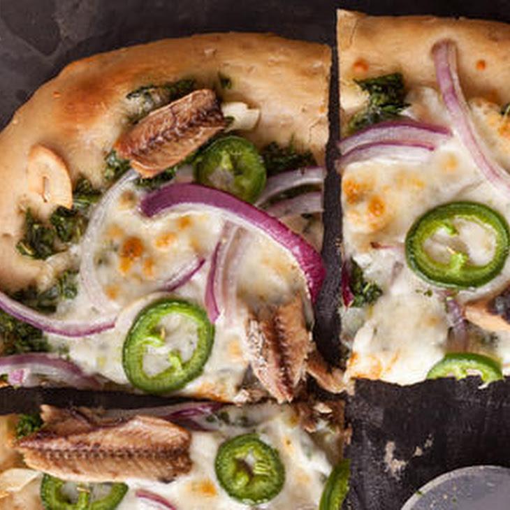 whole wheat pizza crust recipe yummly whole wheat and honey pizza ...