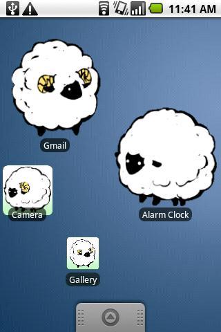 DVR:羊パック