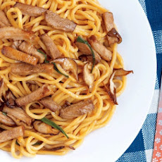 Roast Pork Lo Mein