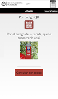 Screenshot of Red de Transportes Aranjuez