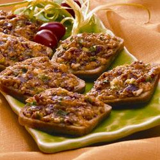 Bacon Cheese Appetizers Rye Recipes