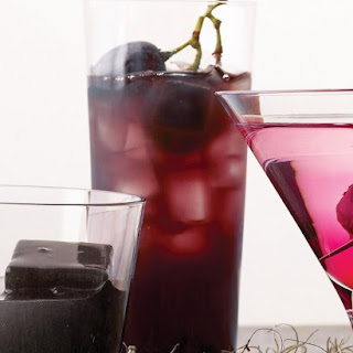 Spiced (and Spiked) Concord Grape Punch