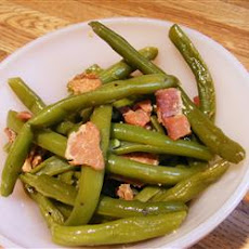 Down-South Style Green Beans