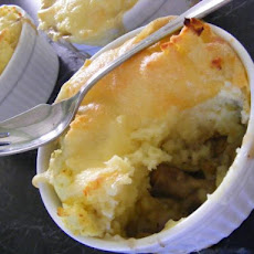 George's No Meat Shepherds Pie