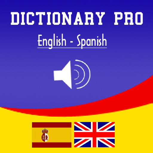 English Spanish Dictionary Pro 書籍 App LOGO-APP開箱王