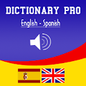 English Spanish Dictionary Pro icon