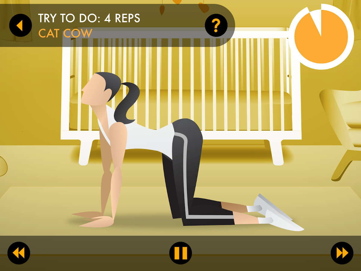 Pregnancy Workouts by Power 20 Screenshot 8