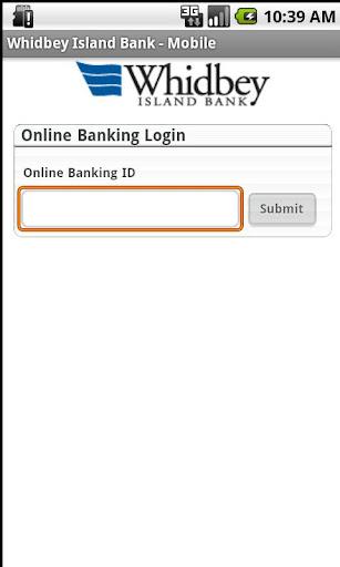 Whidbey Island Bank - Mobile