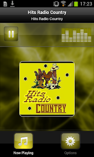Hits Radio Country - screenshot