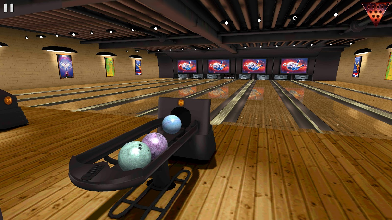 Galaxy Bowling ™ 3D Screenshot 15