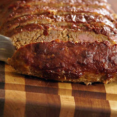 Smoked Party Meatloaf
