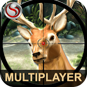 Download Multiplayer 3D Deer Hunting APK on PC