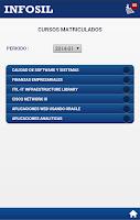 Screenshot of Infosil