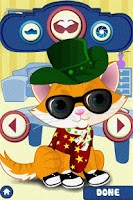 Screenshot of Dress Up My Pet Lite