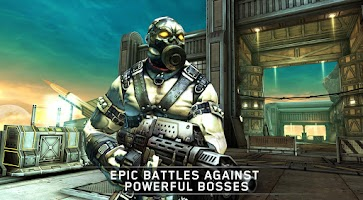 Screenshot of SHADOWGUN