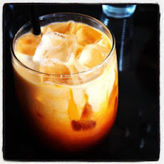 Traditional Thai Iced Tea With Star Anise