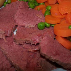 Corned Meat ( Silverside or Beef)