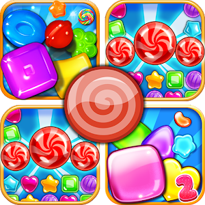 Candy Saga Deluxe For PC
