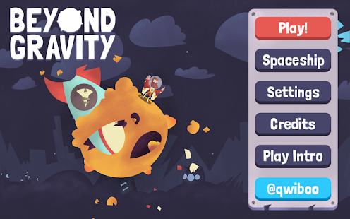 Beyond Gravity apk screenshot