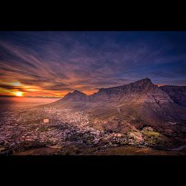 fromgreat by Samir Abdul - Landscapes Mountains & Hills ( tablemountain, lionshead, hike, amazing, all_shotz, bluesky, beautiful, sunrise, canon, city, capture, Capetown, cityscape, capetownmag, canon_official, cityofcapetown, cityofcapetownskies, dslr, earlymorning, horizon, hot_shotz, instagood, ig_worldclub, igerscapetown, ilovecapetown, ig_masterpiece, incredible_masterpiece,  )