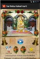 Screenshot of Sai Baba Kakad Aarti