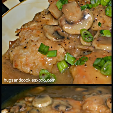 MOST AMAZING CHICKEN MARSALA