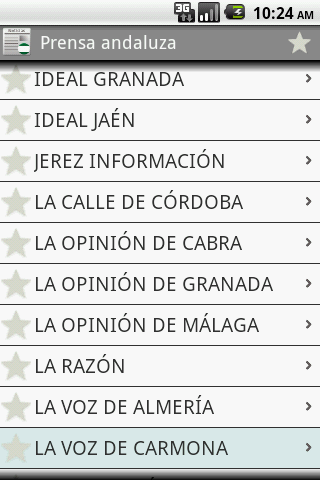 免費下載新聞APP|Prensa andaluza app開箱文|APP開箱王