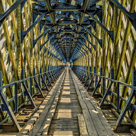 by Mukhtar S - Buildings & Architecture Bridges & Suspended Structures ( color, colors, landscape, portrait, object, filter forge )