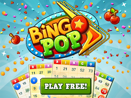 Screenshot of Bingo Pop - Holiday Edition