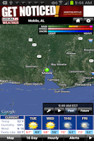 Screenshot of WPMI WX
