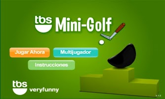 Screenshot of tbs Mini-Golf
