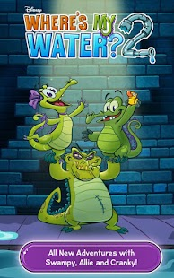 APK Game Where's My Water? 2 for iOS
