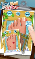 Screenshot of Toe Doctor - casual games